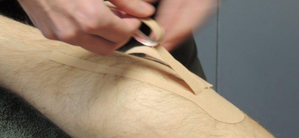 medical tape fysiotherapie