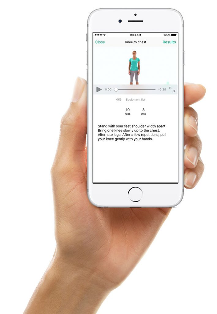 videoconsult Physiapp